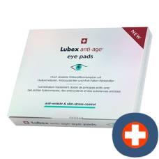 Lubex anti-aging eye pads 8 pcs