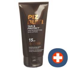 Piz buin tan & protect sun lotion spf 15 tb 150 ml