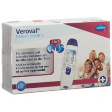Veroval 2in1 infrared thermometer