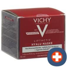 Vichy liftactiv hyalu mask volume pot 50 ml