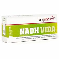 King nature nadh vida tbl 20 mg 30 pcs