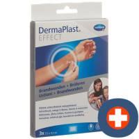 DermaPlast Effect burns paving 75x100mm large 3 pc