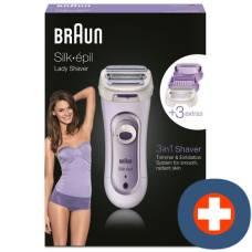 Braun silk soft body shave ls 5560