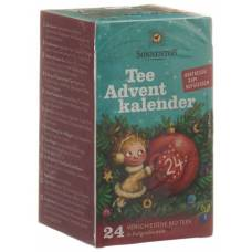 Sonnentor advent calendar tea btl 24 pcs