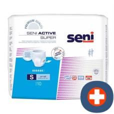 Seni active super elastic pants s 10 pcs