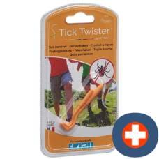 Tick twister tick hook