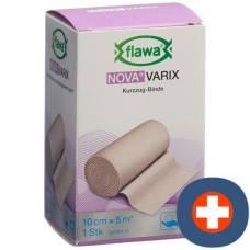 Flawa nova varix short stretch bandage 10cmx5m