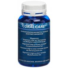 Coral care magnesium kaps 500 mg ds 120 pcs