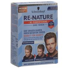 Re-nature cream for men medium