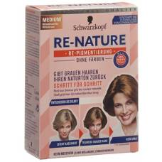 Re-nature cream for women medium