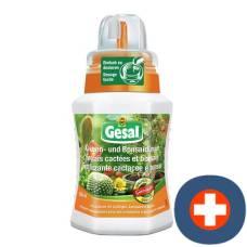 Gesal cactus and bonsai fertilizer 250 ml