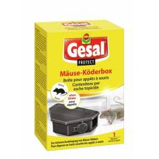 Gesal protect mouse bait box empty