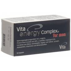Vita energy complex for men cape 90 pcs