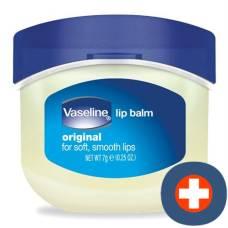 Vaseline lip care mini jar original 7 g