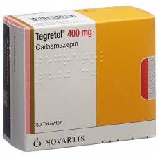 Carbamazepine 400 mg tbl 30 pcs