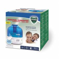 Vicks humidifier ultrasonic cool mist vul505e4
