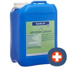 Bacillol af disinfection liq 5 jug lt