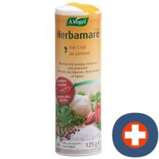 A. vogel herbamare spicy herbal salt shaker 125 g