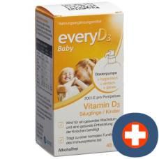 Everyd3 baby 200 iu infant / child alcoholic fl 40 ml