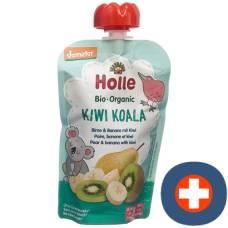 Holle kiwi koala - pouchy pear & banana with kiwi 100g