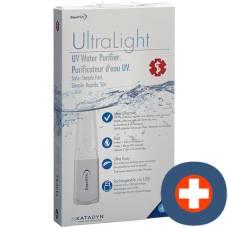 Steripen ultralight uv water purifiers