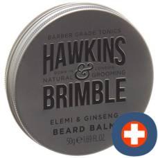 Hawkins & brimble beard balm ds 50 ml