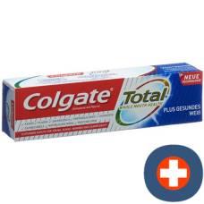 Colgate total plus healthy white toothpaste tb 75 ml