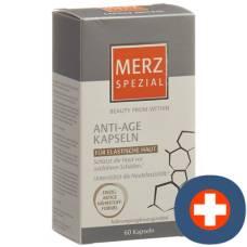 Merz spezial anti-age capsules fl 60 pcs