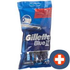 Gillette blue ii disposable razors 10 pcs