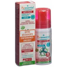 Puressentiel anti-stitch duo pack babies 1 anti-stitch spray baby + 1 bruhigende cream baby