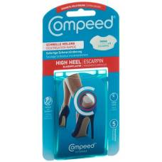 Compeed blister plasters high heel 5 pcs