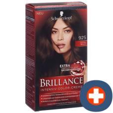 Brillance 925 coffee brown