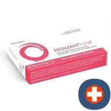 Resilovit pill cape blist 28 pcs
