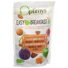 Optimys easy breakfast andenbeere almond and fig bio battalion 350 g