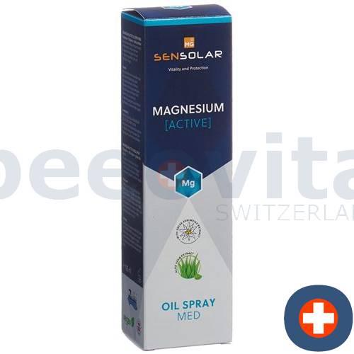 Sensolar magnesium Active Oil Spray 100 ml MED
