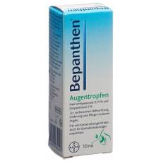 Bepanthen eye drops fl 10 ml