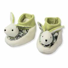 Herboristeria baby shoes pair hase 1