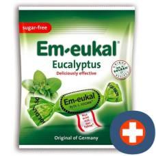 Soldan em-eukal eucalyptus sugar-free 50g btl