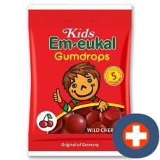 Soldan em-eukal kids gumdrops wild cherry btl 40 g