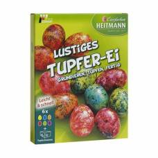 Heitmann egg colors funny swab egg