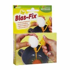 Heitmann blas fix for eggs blowout