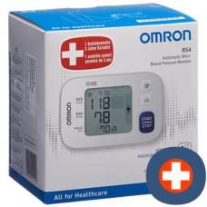 Omron blood pressure monitor wrist rs4