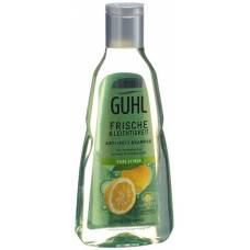 Guhl freshness and lightness anti-fat shampoo fl 250 ml