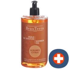 Beauterra duschöl citrus 750 ml