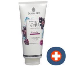 Dermasel shower cream ice wine french german italian tb 200 ml