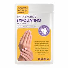 Skin republic exfoliating fruit acid hand mask 18 g