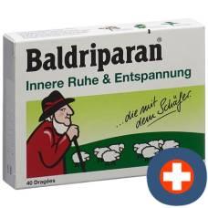 Baldriparan drag 40 pc