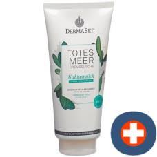 Dermasel shower cream cactus milk french german italian tb 200 ml