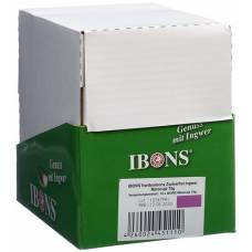 Ibons ginger candy display passion fruit without sugar 10x75g