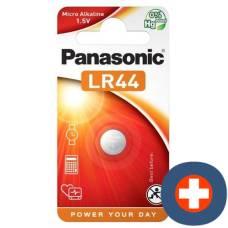 Panasonic batteries button cell lr44 2 pcs